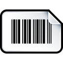 Barcode save in phone icon