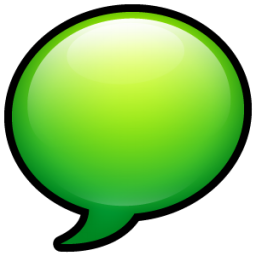Text Comment Bubble Comments Word Gnome Social Sleek Xp Basic 96px Icon Gallery