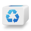 Recycle bin trash network