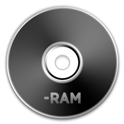 Dvd Ram Disk Disc Blend 128px Icon Gallery