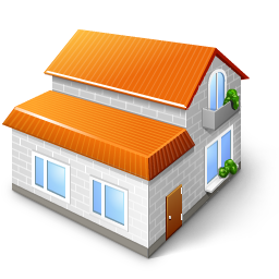 Company Building Home House Free Business Desktop Icons 128px Icon Gallery