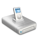 Ipod music drive player mp3 dark