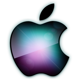 Apple logo clender