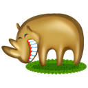 Rhinoceros lion