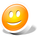 Webdev emoticon smile contact