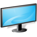 Monitor display vista hardware
