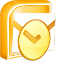Outlook office microsoft envelope