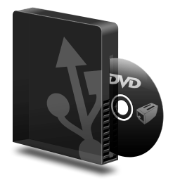 Dvd burner usb disk disc