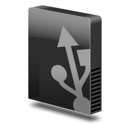 Drive Slim External Usb Icons 10 Bundle 128px Icon Gallery