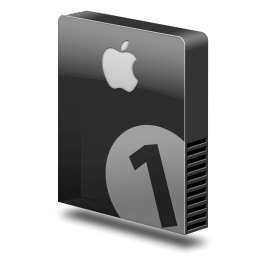 Drive slim bay apple png