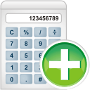 Calculator calc add plus