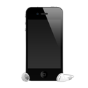 Apple 4g headphones iphone mobile