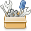 Wrench tools preferences other gnome 64