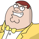 Peter griffen tux zoomed