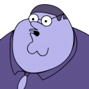 Peter griffin blueberry zoomed