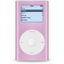 Ipod mini pink player mp3