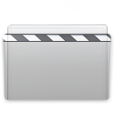 Folder movie film video graphite