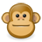 Face gnome 48 monkey