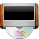 Dvd player disk disc