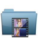 Video movie folder film