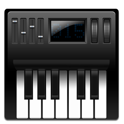 Midi Keyboard Leomx 256px Icon Gallery