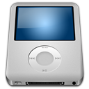 Ipod nano silver mp3 alt player