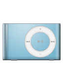 Ipod shuffle baby player mp3 blue