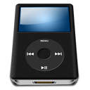 Ipod black alt player mp3