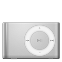 Ipod shuffle silver player mp3 tape