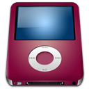 Ipod nano red player mp3 alt