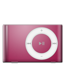 Ipod shuffle red player mp3