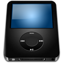 Nano ipod black player mp3 alt