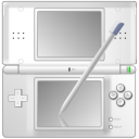 Nintendo with pen