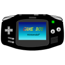 Gameboy advance black