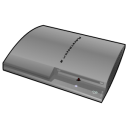 Silver playstation