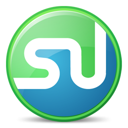 Digg social stumbleupon logo