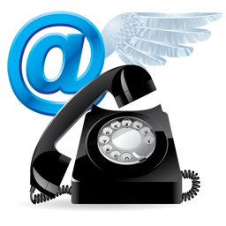 Email Address Fax Phone Website Web Icons 256px Icon Gallery