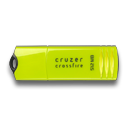 Cruzer crossfire lime