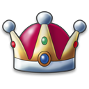 King royal king icon crown