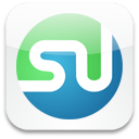 Social stumbleupon logo