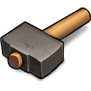 Eternal sledge hammer tool buuf