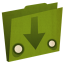 Download arrow folder