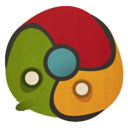 Chrome Icon Artcore 128px Icon Gallery
