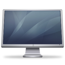 Cinema display monitor graphite hardware