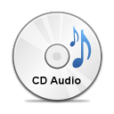 Cd audio copy disk disc