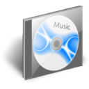 Music cd disc disk