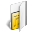Folder audio book