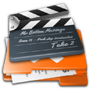 Video film movie movies folder