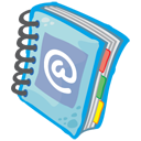 Addressbook address book contact sms