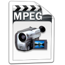 Video movie film mpeg